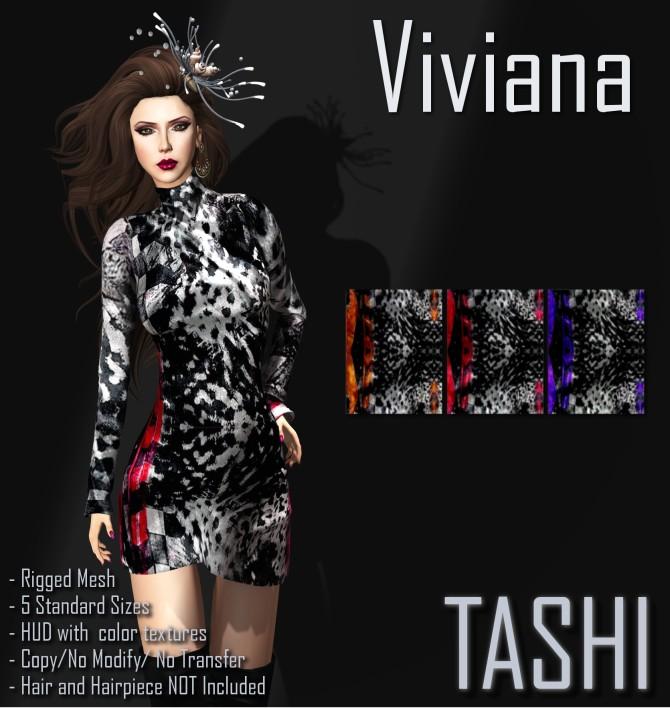 TASHI Viviana