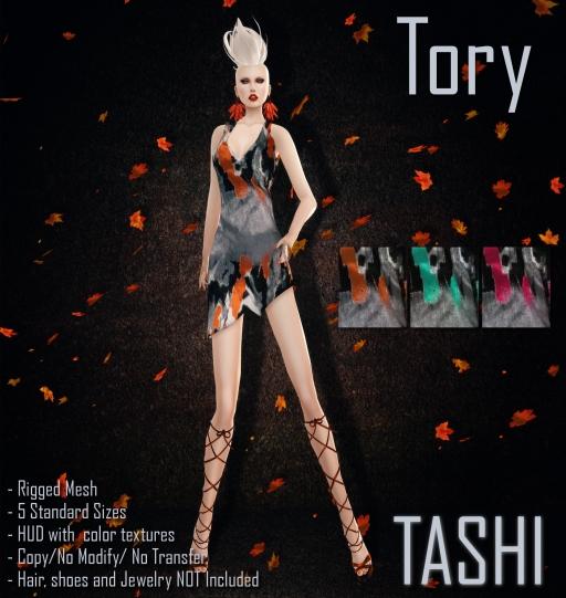 TASHI Tory